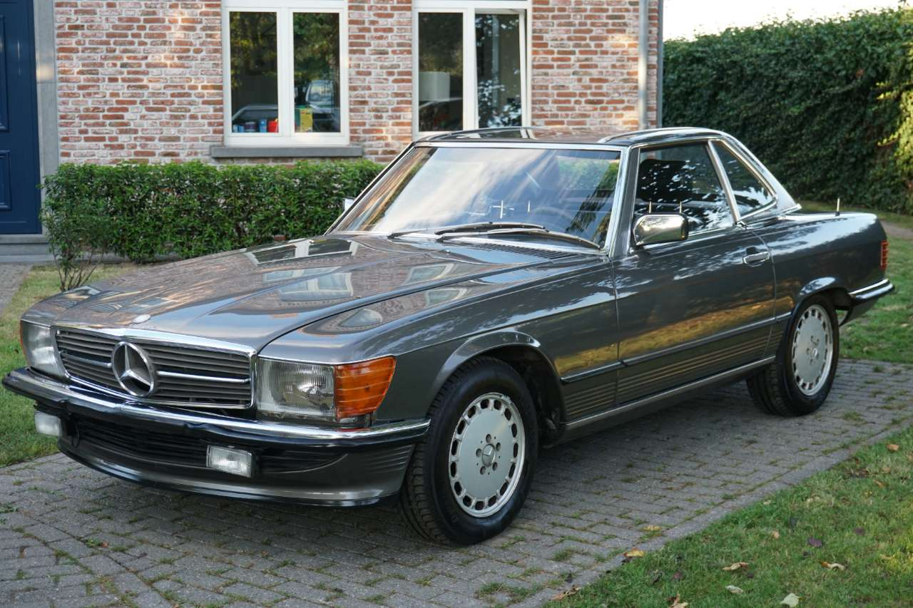 Mercedes SL 300 Belgian car ! 1 owner ! Full history km. 7/14