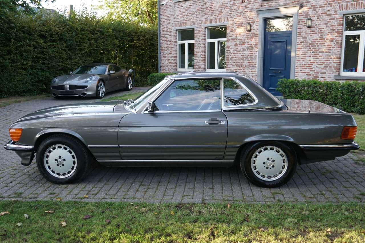 Mercedes SL 300 Belgian car ! 1 owner ! Full history km. 8/14