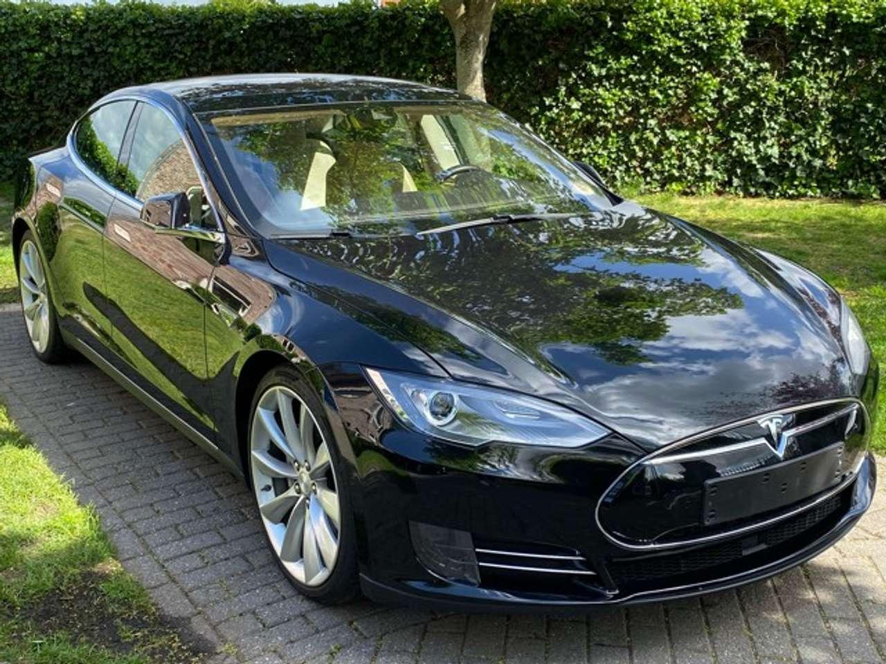Tesla Model S 70D Dual Motor-Autopilot- Panorama- Next Gen Seats 1/15