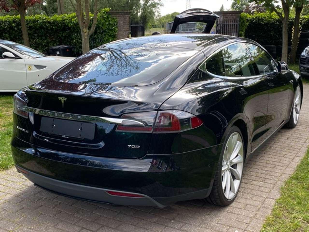Tesla Model S 70D Dual Motor-Autopilot- Panorama- Next Gen Seats 10/15