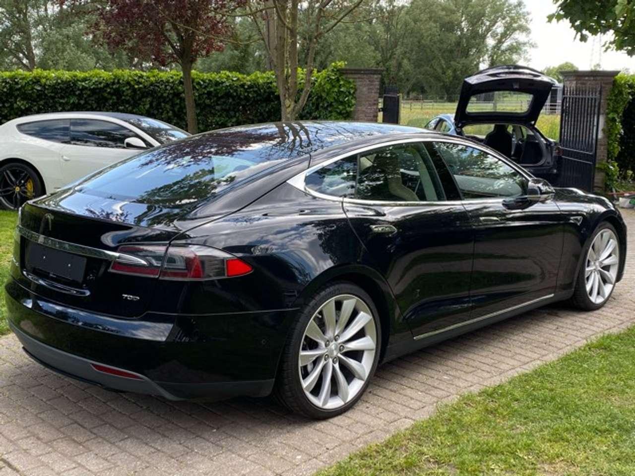Tesla Model S 70D Dual Motor-Autopilot- Panorama- Next Gen Seats 11/15