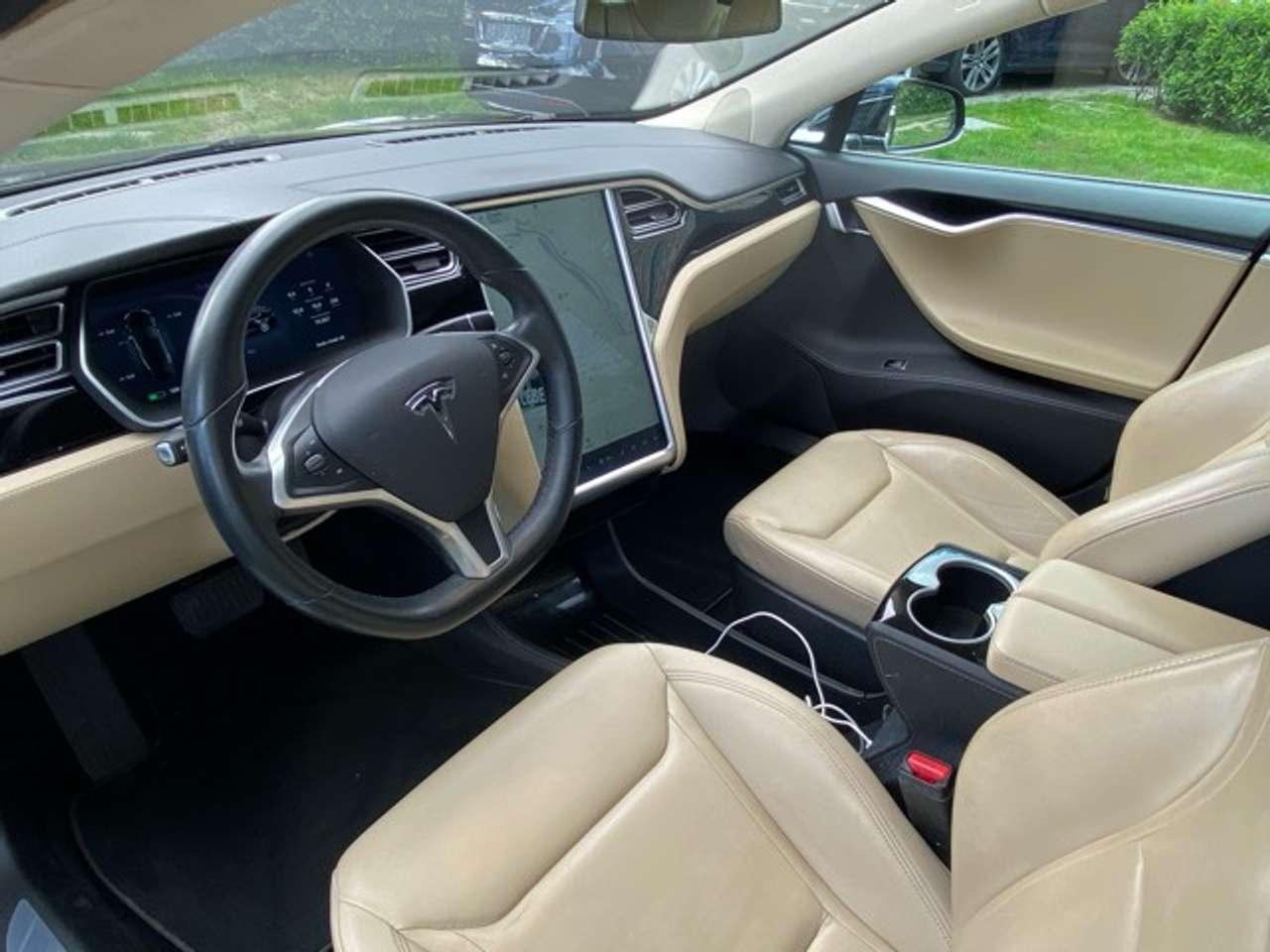 Tesla Model S 70D Dual Motor-Autopilot- Panorama- Next Gen Seats 12/15
