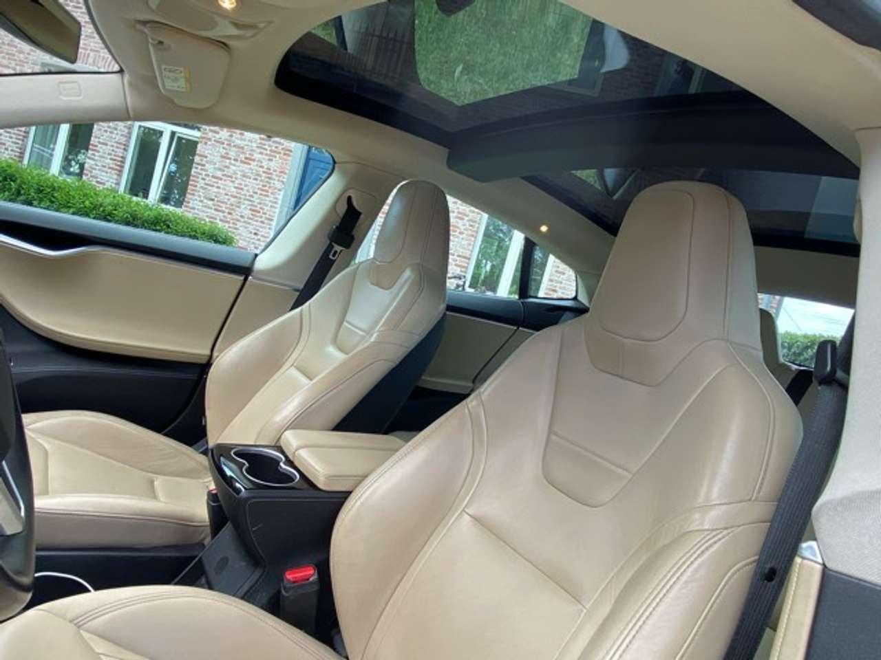 Tesla Model S 70D Dual Motor-Autopilot- Panorama- Next Gen Seats 13/15