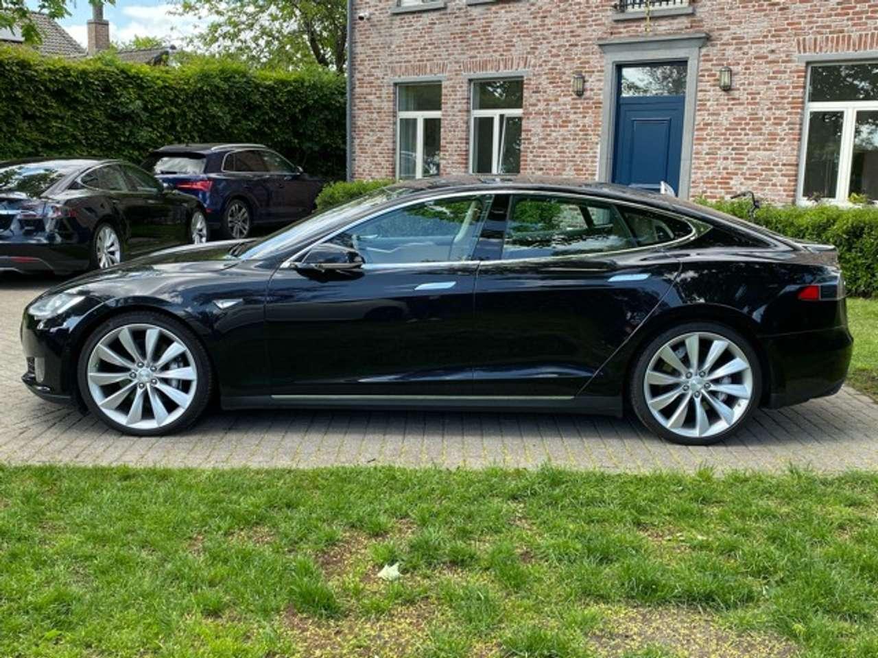 Tesla Model S 70D Dual Motor-Autopilot- Panorama- Next Gen Seats 6/15