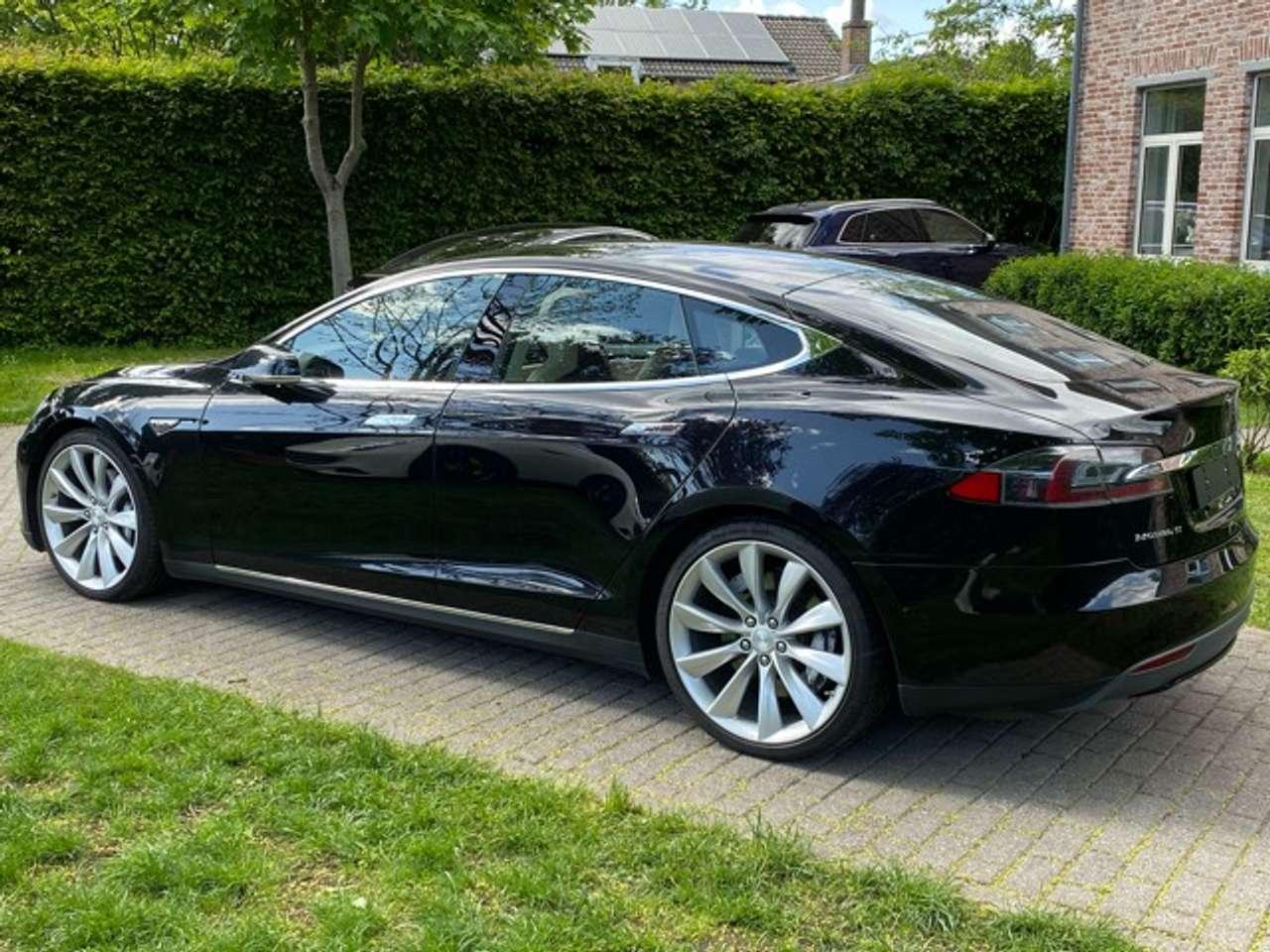 Tesla Model S 70D Dual Motor-Autopilot- Panorama- Next Gen Seats 7/15